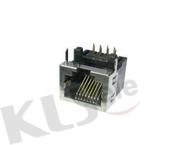 KLS12-139-8P RJ45 PCB Modular Jack Shield (53 SERIES)