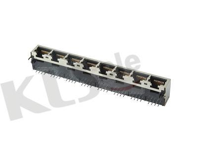KLS12-120-10P PCB Modular Jack Shield RJ50 (56SERIES)