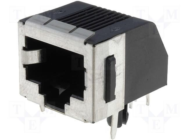KLS12-319-8P Modular Jack Shield RJ45 (57SERIES)