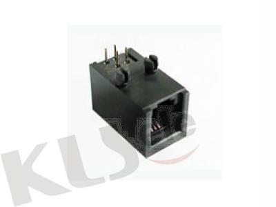 KLS12-149-4P PCB Modular Jack RJ9/RJ10/RJ22 (59SERIES)