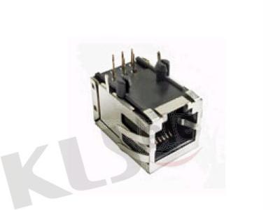 KLS12-320-6P PCB Modular Jack Shield RJ11/RJ12/RJ14/RJ25 (59SERIES)
