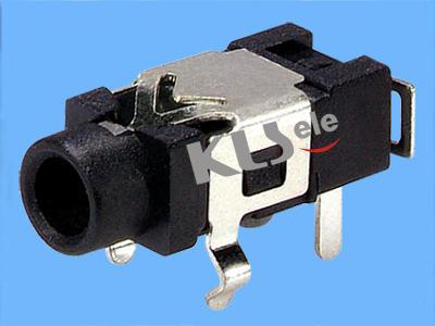 KLS1-TSJ2.5-002  2.5mm Stereo Audio Jack For PCB Mount