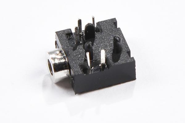 KLS1-TSJ2.5-006A  2.5mmStereoAudioJackForPCBMount