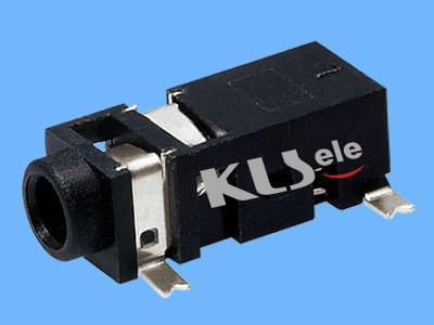 KLS1-TPJ2.5-001   2.5mmSMDStereoAudioJack