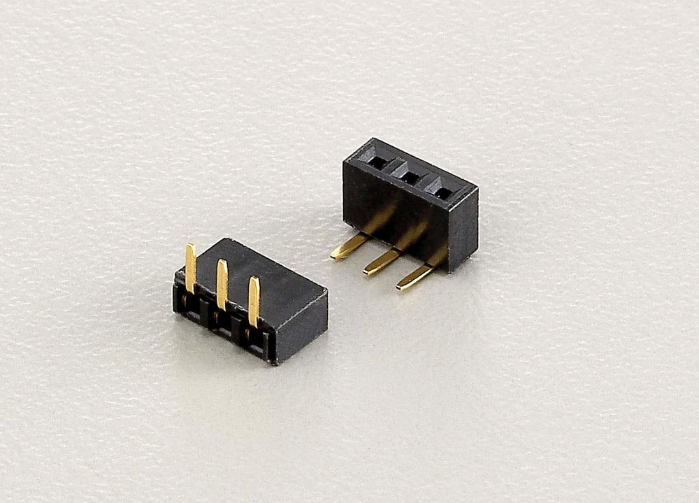 KLS1-208B 2.0mm Pitch Female Header Connector, Height: 2.2mm, 2.8mm, 4.0mm , 4.3mm , 4.6mm