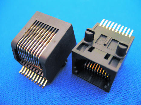 KLS12-SMT01-10P SMT Modular Jack RJ50