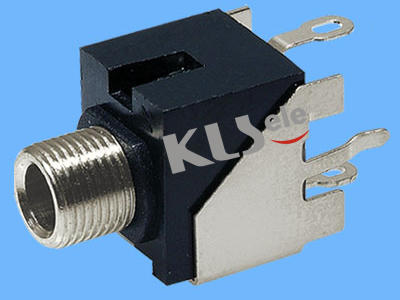 KLS1-TG3.5-002A     3.5mm Mono Phone Audio Jack