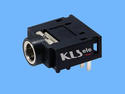 KLS1-TSJ3.5-001B   3.5mm Mono Phone Audio Jack