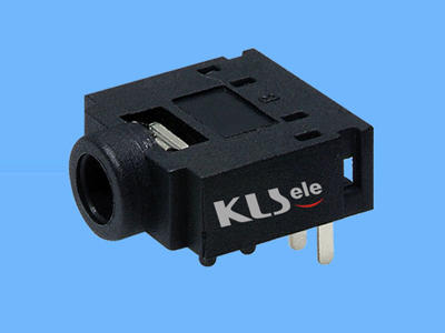 KLS1-TSJ3.5-001C   3.5mm Mono Phone Audio Jack