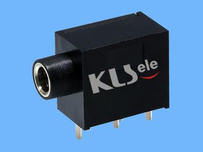 KLS1-TSJ3.5-008A   3.5mm Mono Phone Audio Jack
