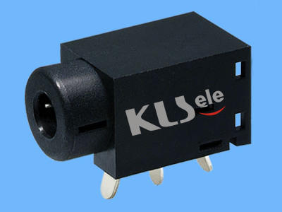 KLS1-TSJ3.5-011   3.5mm Mono Phone Audio Jack