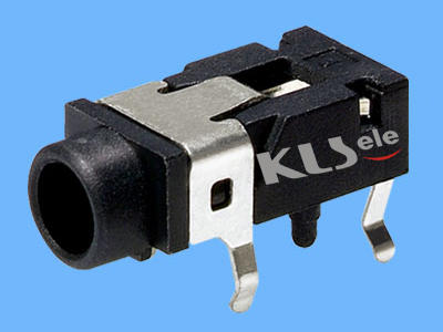 KLS1-TSJ3.5-013   3.5mm Mono Phone Audio Jack