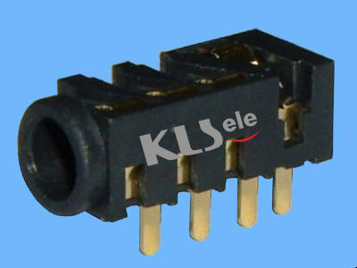 KLS1-SSJ3.5-005   3.5mm Mono Phone Audio Jack
