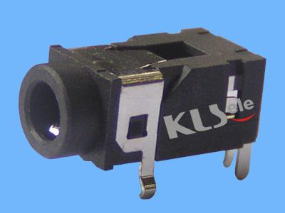 KLS1-SSJ3.5-007   3.5mm Mono Phone Audio Jack