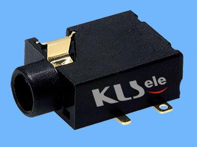 KLS1-TPJ3.5-001SMD3.5mmStereoAudioJack