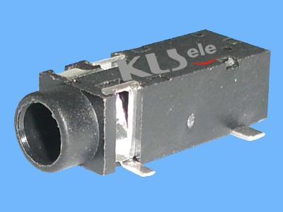 KLS1-TPJ3.5-002   SMD 3.5mm Stereo Audio Jack