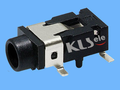 KLS1-TPJ3.5-003   SMD 3.5mm Stereo Audio Jack