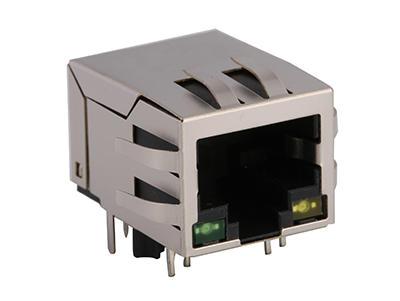 KLS12-TL096 100 Base 1x1 Tab-Down RJ45
