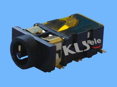 KLS1-SPJ3.5-006    SMT 3.5mm Stereo Audio Jack