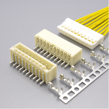KLS1-XL2-1.50 Pitch 1.50mm Molex 87439 Type Wire To Board Connector