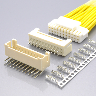 KLS1-XL4-2.00 Pitch 2.00mm Double With Lock type Wire to Board Connector