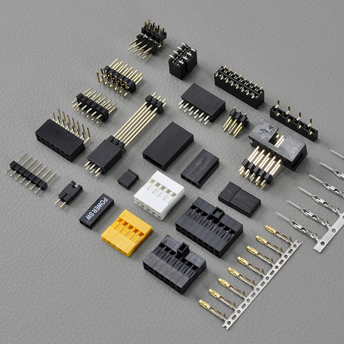 KLS1-540B / KLS1-540A  Pitch 2.00mm/2.54mm Wire To Board Connector