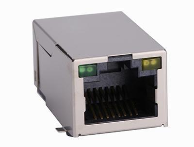 KLS12-TL130 100 Base 1x1 Tab-up RJ45