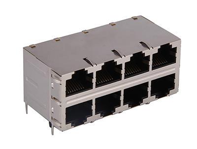 KLS12-TL138 1000 Base 2x4 RJ45