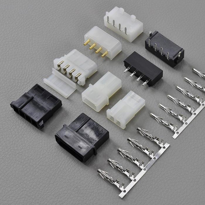 KLS1-XL1-5.08 Pitch 5.08mm Molex 8981 Type Wire To Board Connector