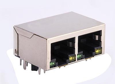 KLS12-TL143 1000Base 1x2 Tab-Down RJ45