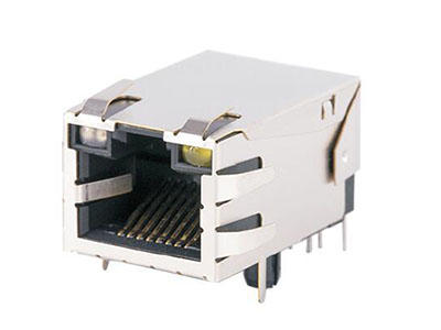 KLS12-TL161 100 Base 1x1 Tab-up RJ45