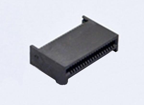 KLS12-QSFP+01 QSFP+ 38Pos SMD Connector 15U Gold