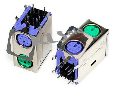 KLS1-155A   Mini Din Audio Jack
