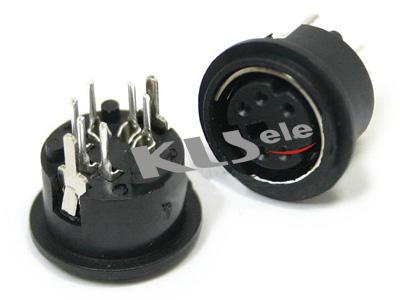 KLS1-156A   Mini Din Audio Jack