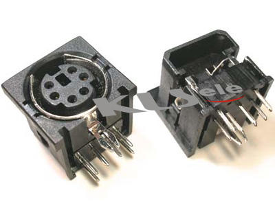 KLS1-285A   Mini Din Audio Jack
