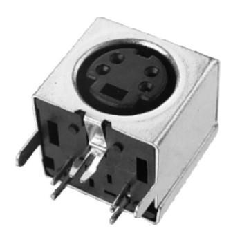 KLS1-1551   Mini Din Audio Jack