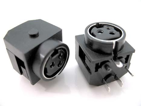 KLS1-288A   DC Power  Audio Plug