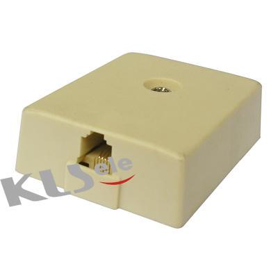 KLS12-189-6P4C KLS12-189-6P6C Surface Mount Phone Jack RJ11 RJ12
