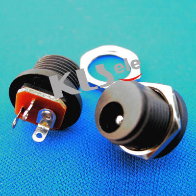 KLS1-DC-022A    DC Power Video Jack Connector