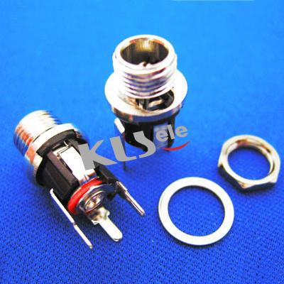 KLS1-DC-025A   DC Power Video Connector