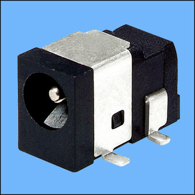 KLS1-TDC-007      SMT DC Power Video Socket