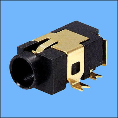 KLS1-TDC-010      SMD DC Power Audio  Jack