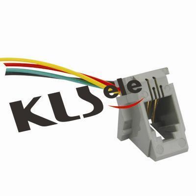 KLS12-200-4P Wired Modular Jack 616W
