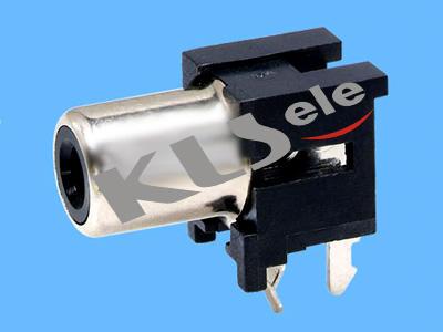 KLS1-RCA-102A      RCA  Audio Jack PCB Mount