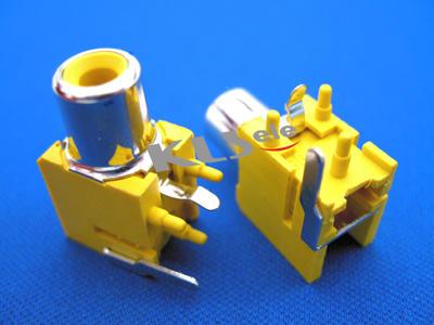 KLS1-RCA-103B      RCA  Audio Jack PCB Mount