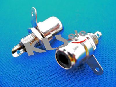 KLS1-RCA-107     Neutrik RCA Audio Socket