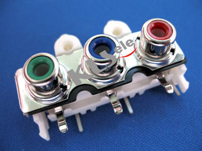 KLS1-RCA-303     RCA  Audio Jack Connector