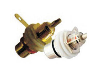 KLS1-RCA-113   RCA Connector Gold Plated