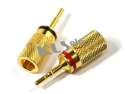 KLS1-BAP-004   BananaAudioplug