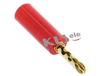 KLS1-BAP-022    Banana  Audio plug
